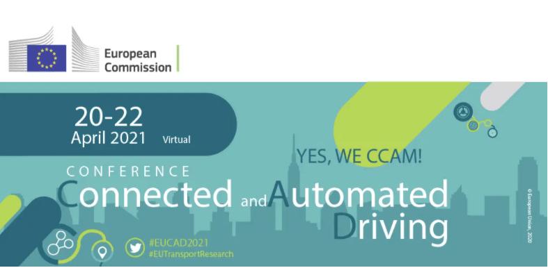 EUCAD 2021, 20-22 April, Virtual