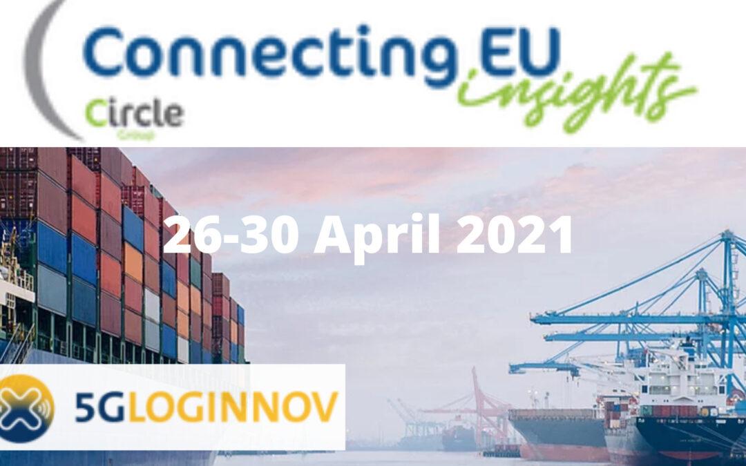 Connecting EU Insights, 26-30 April, Virtual