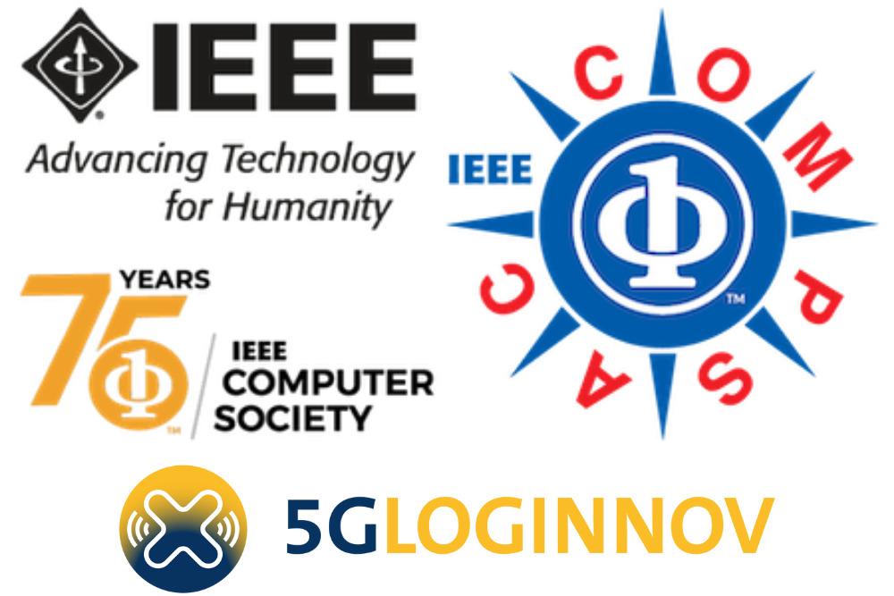 5G-LOGINNOV at COMPSAC 2021