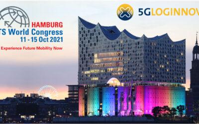 Update: 5G-LOGINNOV at the ITS World Congress 2021